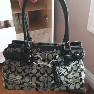 Coach purse. Like new